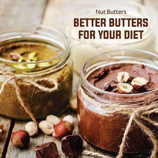 THE CASE FOR NUT BUTTERS!