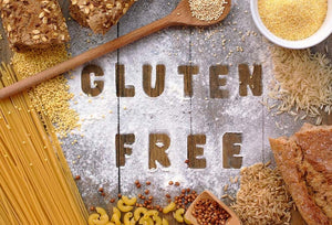 Want to go Gluten free but don't know how - An example of a diet chart!