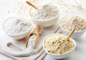 Gluten Free Flours - the Healthy Alternatives