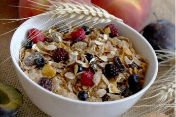 The Fibre Rich Diet!