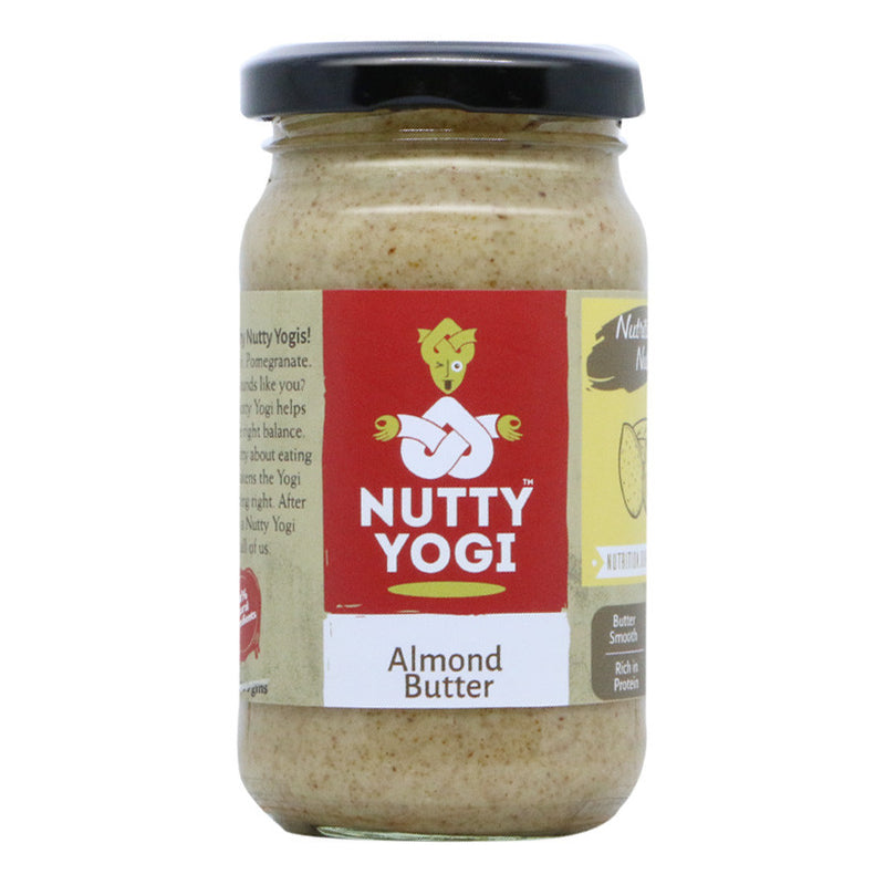 Almond Butter - Nutty Yogi