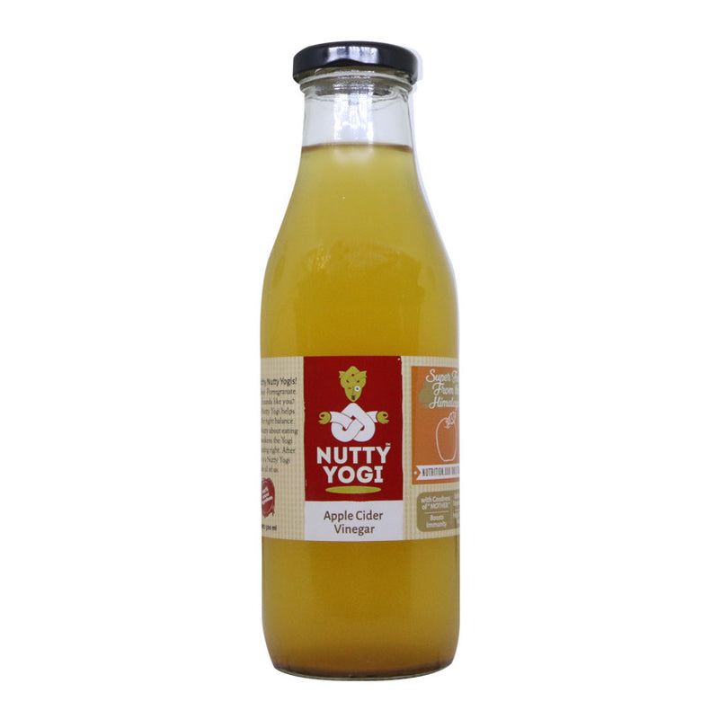Apple Cider Vinegar - Nutty Yogi