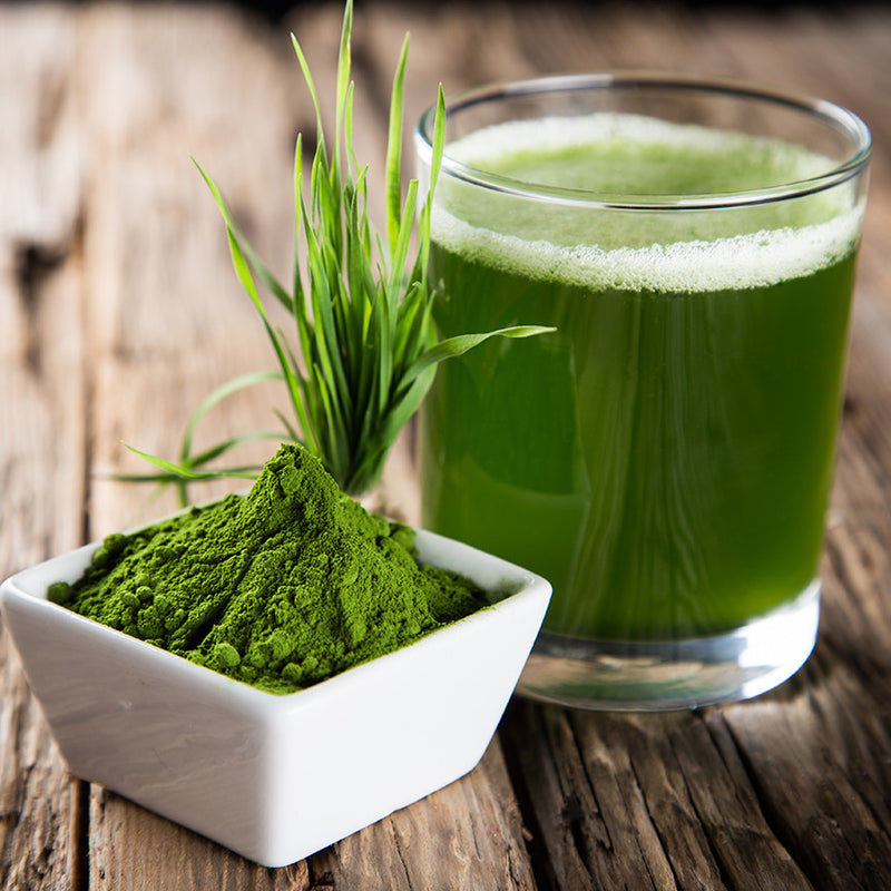 Barley Grass Powder - Nutty Yogi