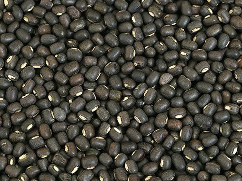 Organic Black Whole Urad Daal.