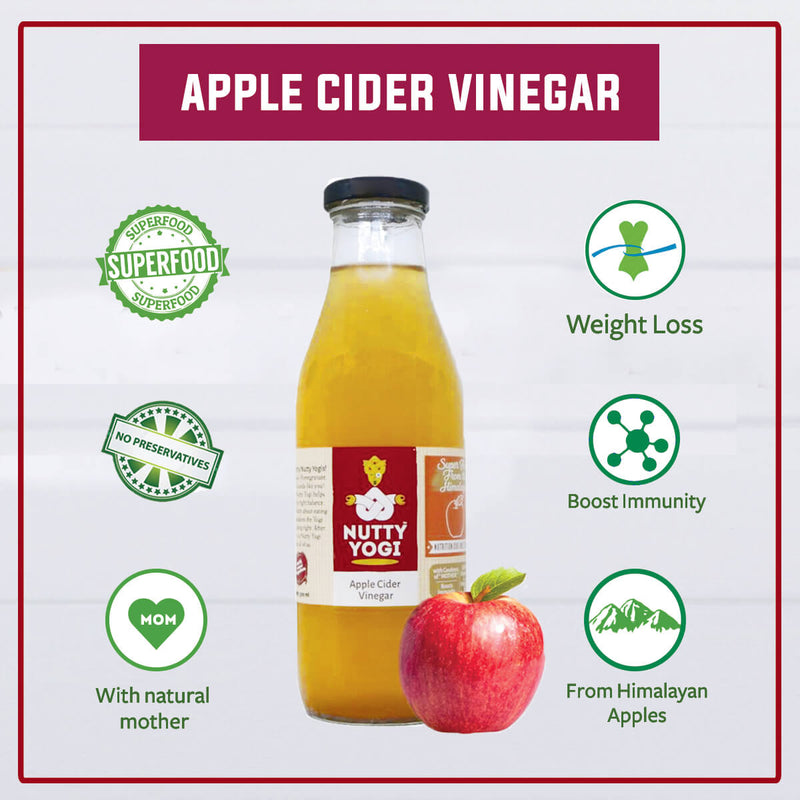 Apple Cider Vinegar with Mother
