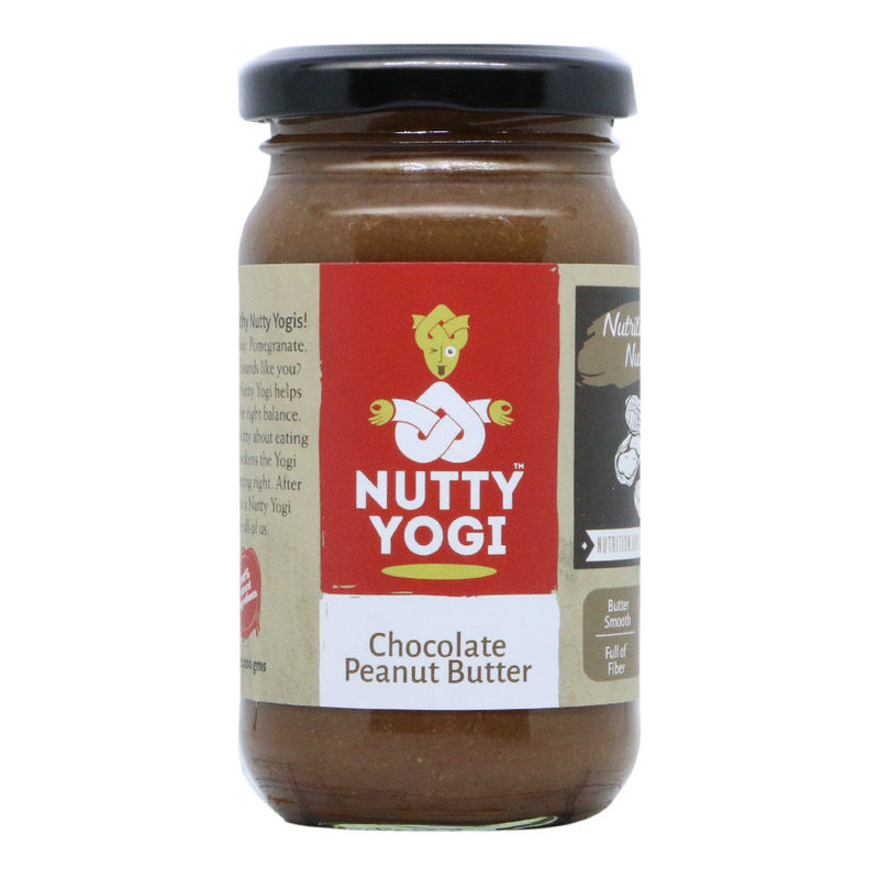 Chocolate Peanut Butter - Nutty Yogi
