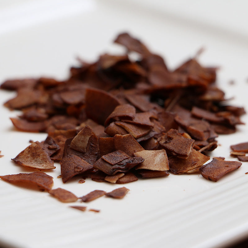 Chocolate Coconut Chips - Nutty Yogi