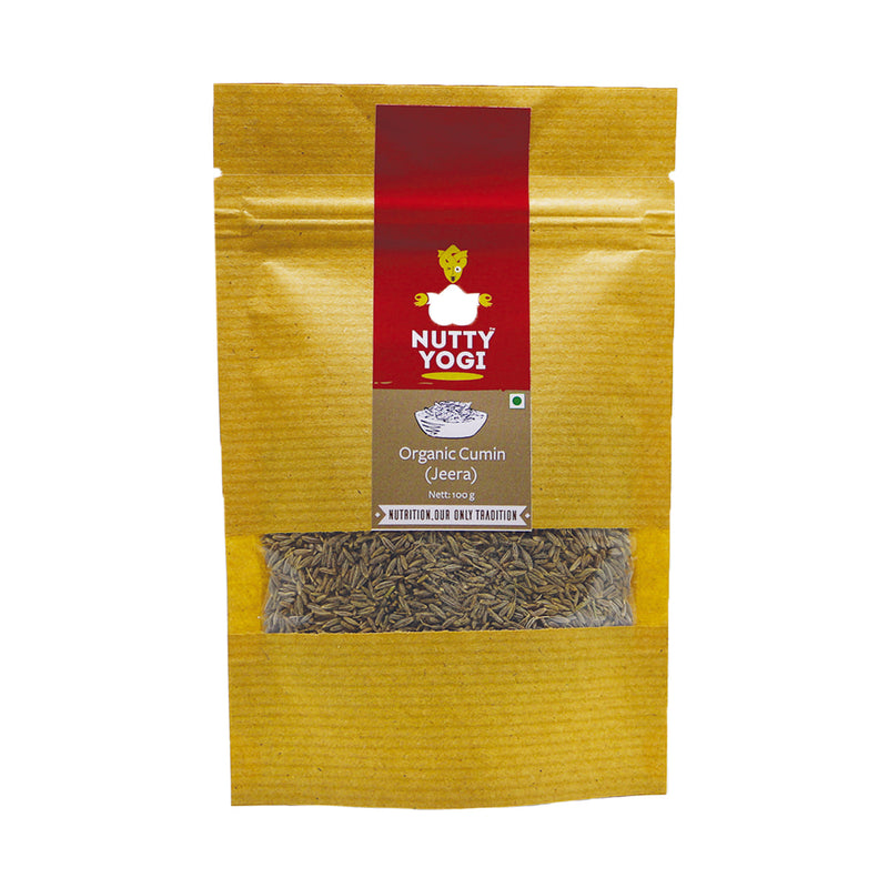 Organic Cumin Seeds 100gm