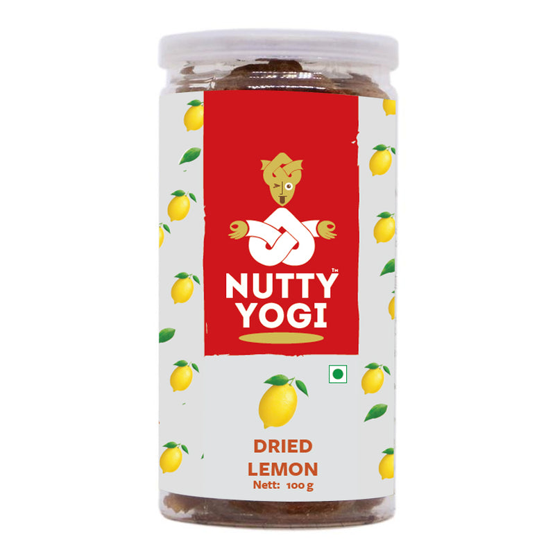 Dried Lemon - Nutty Yogi