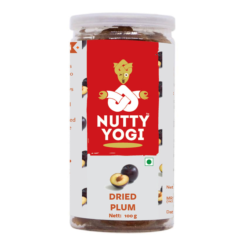 Dried Plum - Nutty Yogi