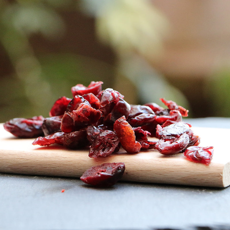 Dried Cranberry.
