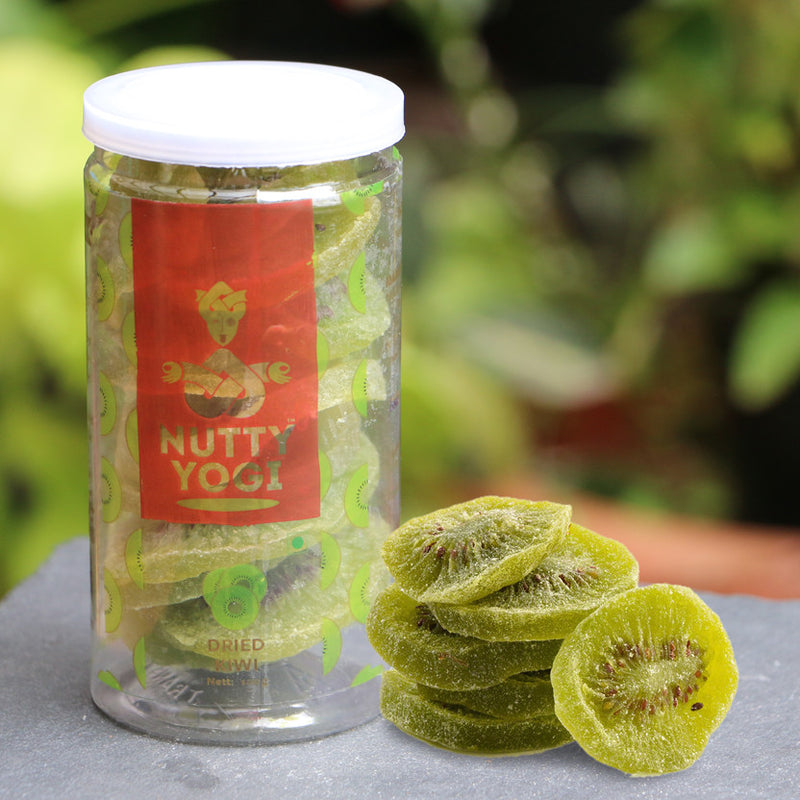 Dried Kiwi - Nutty Yogi