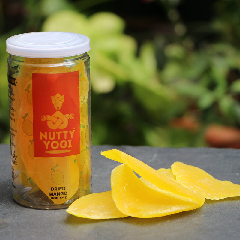 Dried Mango - Nutty Yogi