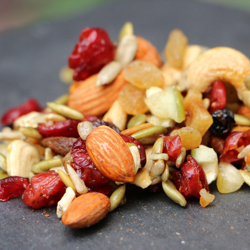 Fruit and Nut Trail Mix - Nutty Yogi