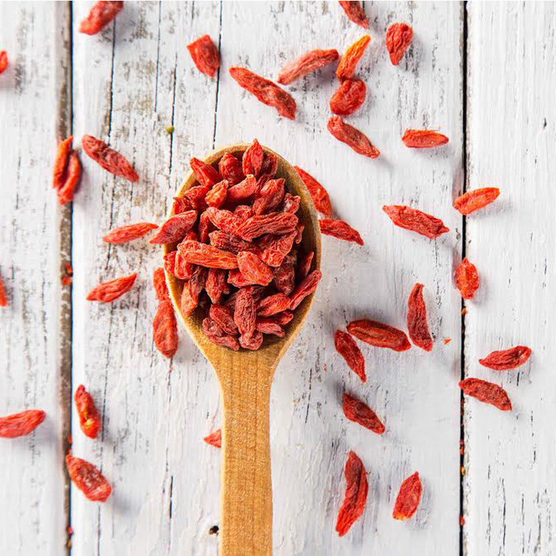 Dried Goji Berry - Nutty Yogi