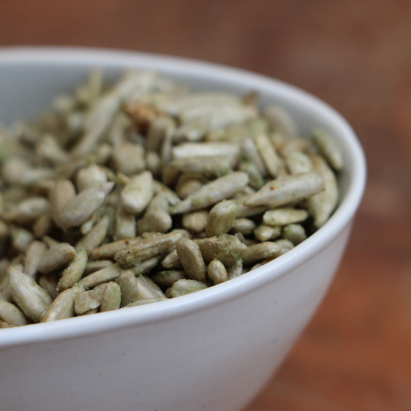 Green Tea Sunflower Seeds