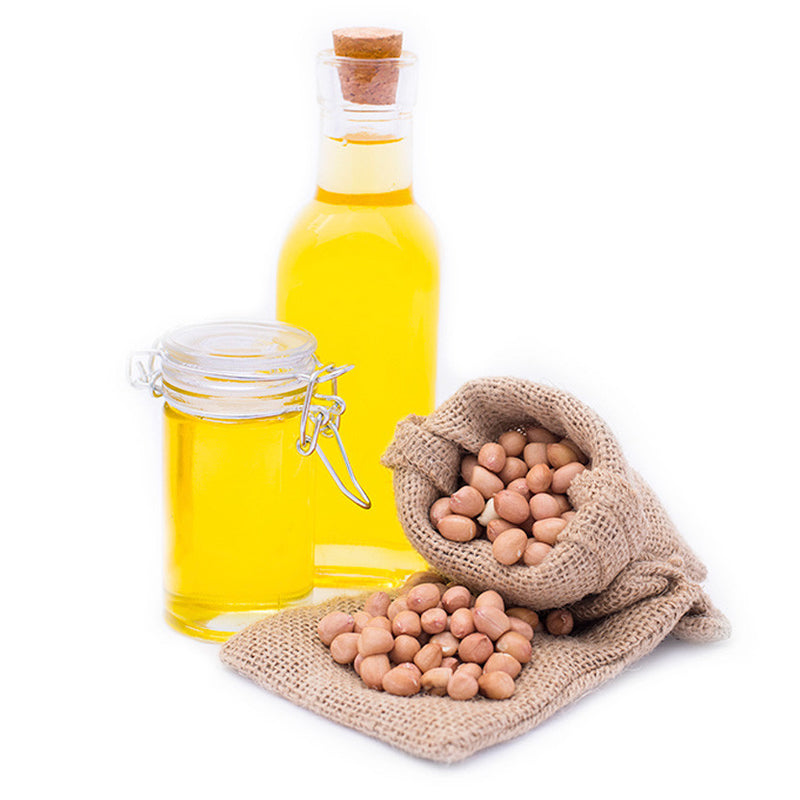 Cold Pressed Groundnut Oil - Nutty Yogi