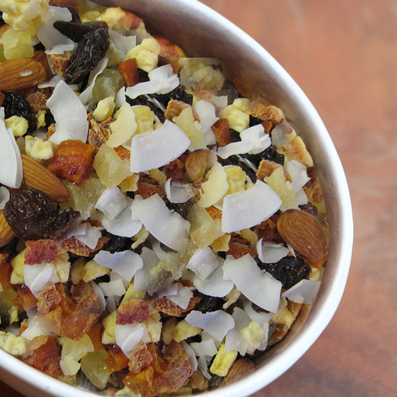 Hawaiian Trail Mix - Nutty Yogi