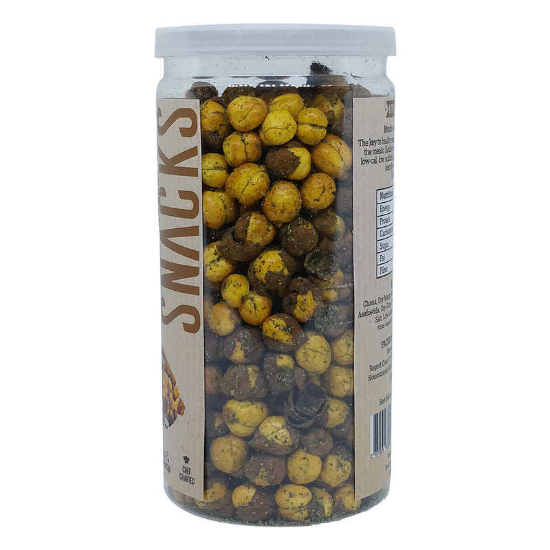 Lime & Lemony Chana - Nutty Yogi