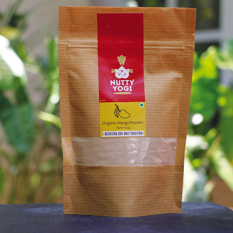 Dry Mango Powder (Amchur) 100gm.