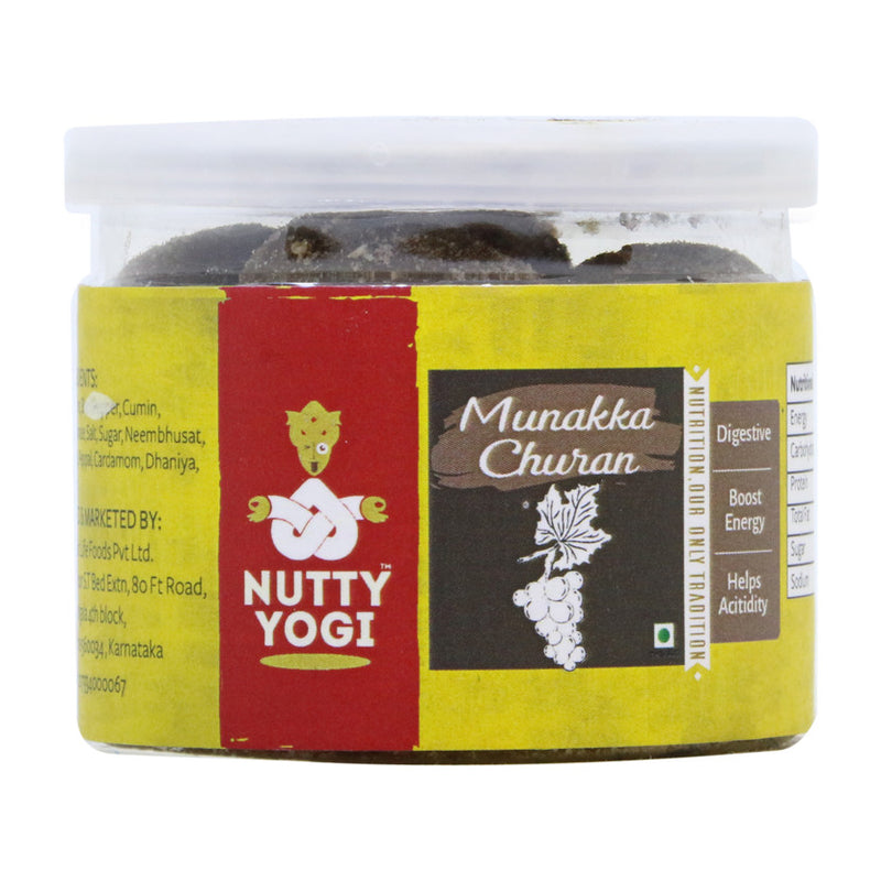 Munakka Churan - Nutty Yogi