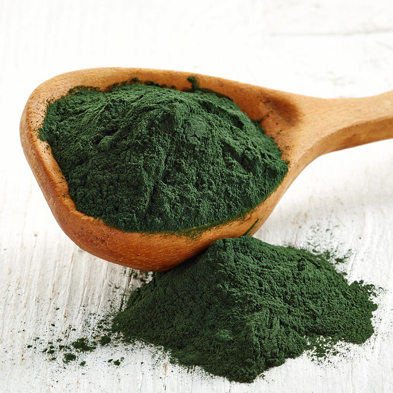 Spirulina Powder - Nutty Yogi