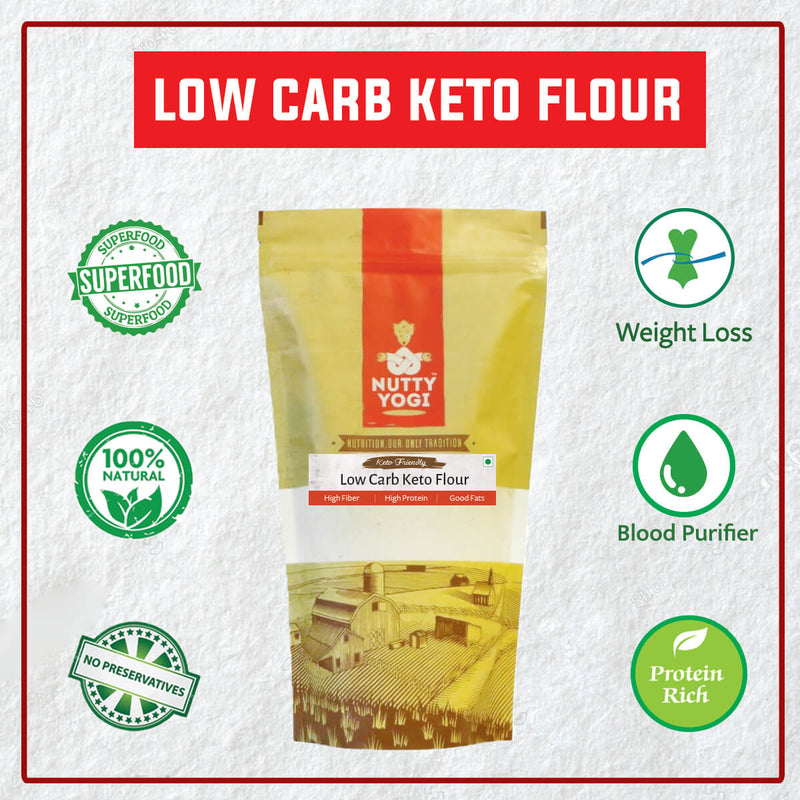 Low Carb Keto Flour