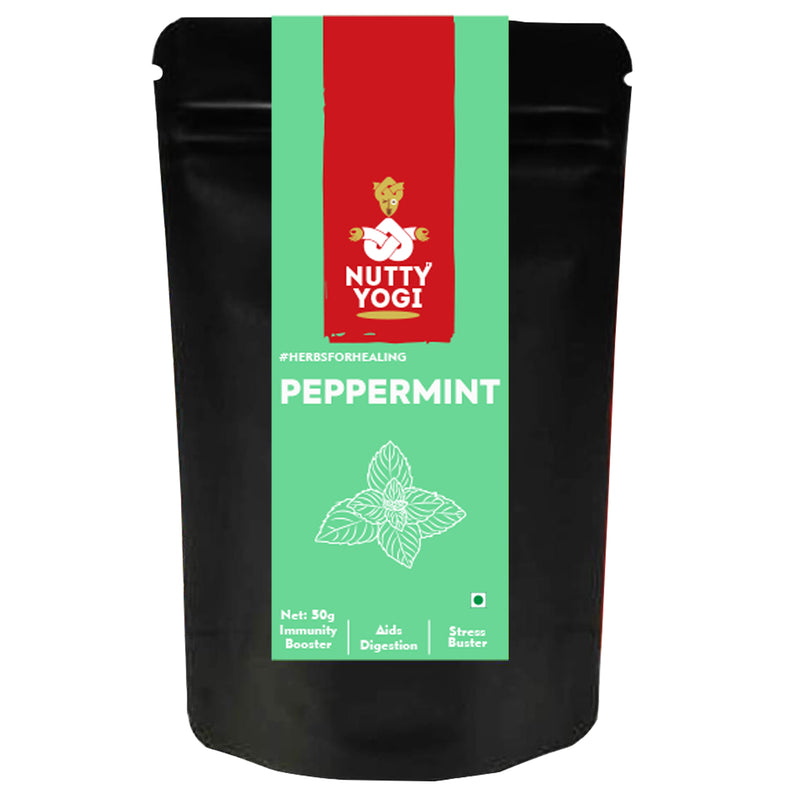Peppermint Leaves Dried - 50gm.