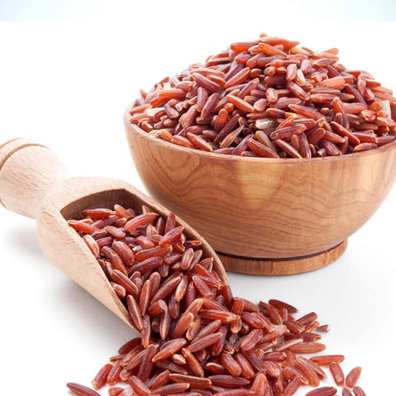 Red Rice - Nutty Yogi