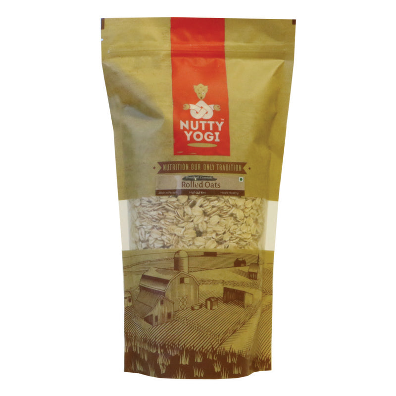 Rolled Oats - Nutty Yogi