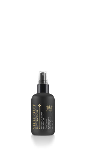 Silk Out Flat Iron Mist - Beyoutiful Hair by Nicky