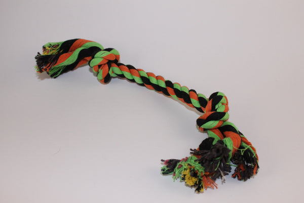 Durable Rope Pull Dog Toy for Aggressive Chewers