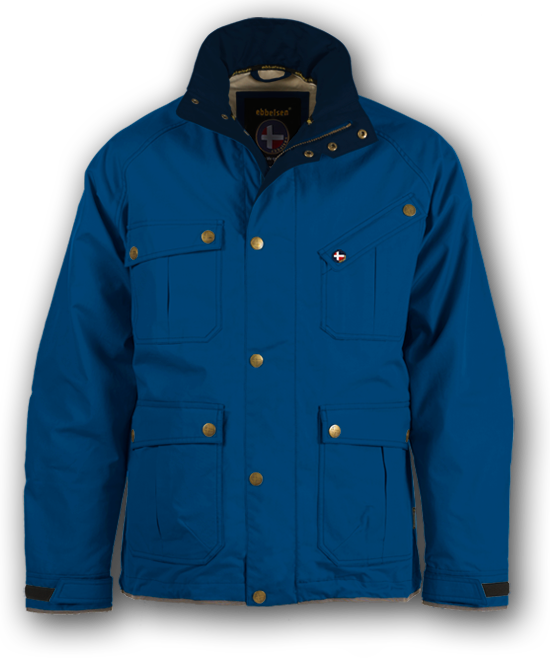 Ebbelsen ventile cotton jacket