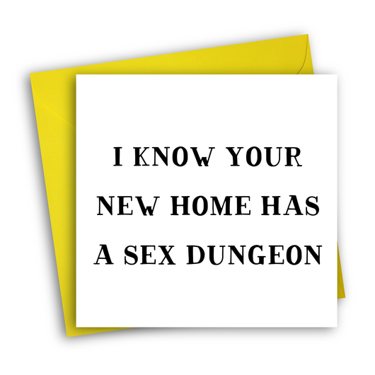 SEX DUNGEON