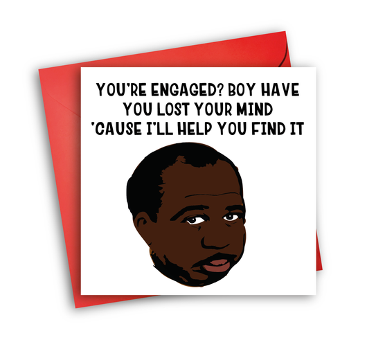 STANLEY ENGAGED