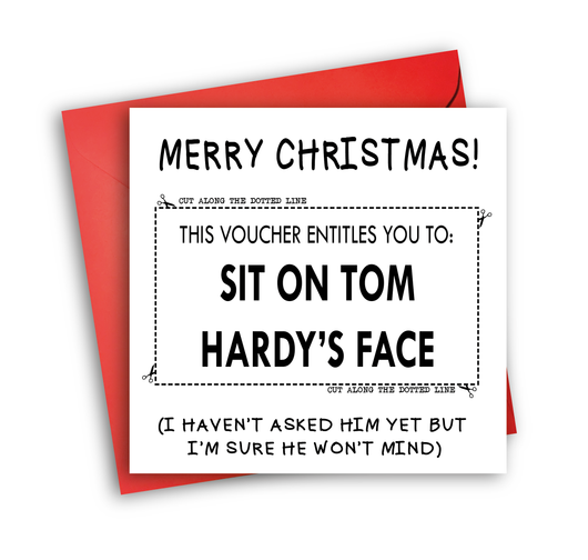 CHRISTMAS TOM HARDY