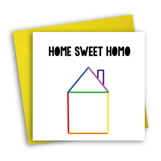 HOME SWEET HOMO