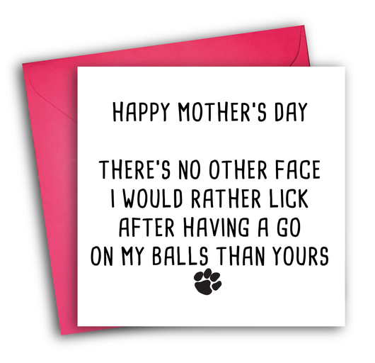 DOG BALLS (mother's day)