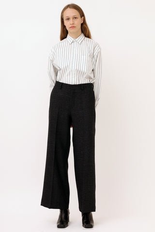Fatale suit trousers