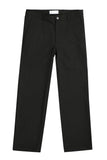 Cigarette Wool Trousers