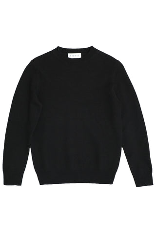 Kim Wool Sweater Black