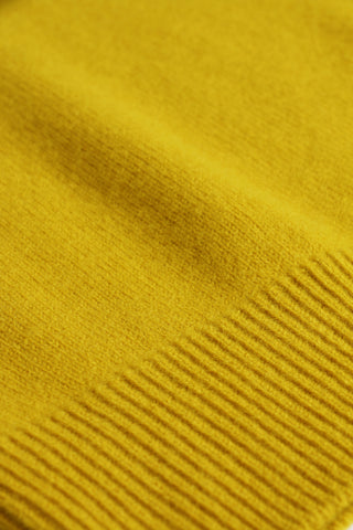 Kim Wool Sweater Mustard