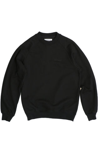 Paris Crew Neck Black