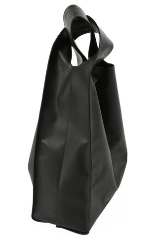 Rushmore leather shopper