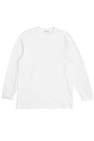 Soba Long sleeve White