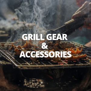 GRILL GEAR & ACCESSORIES / BRICK PIZZA OVEN KITS