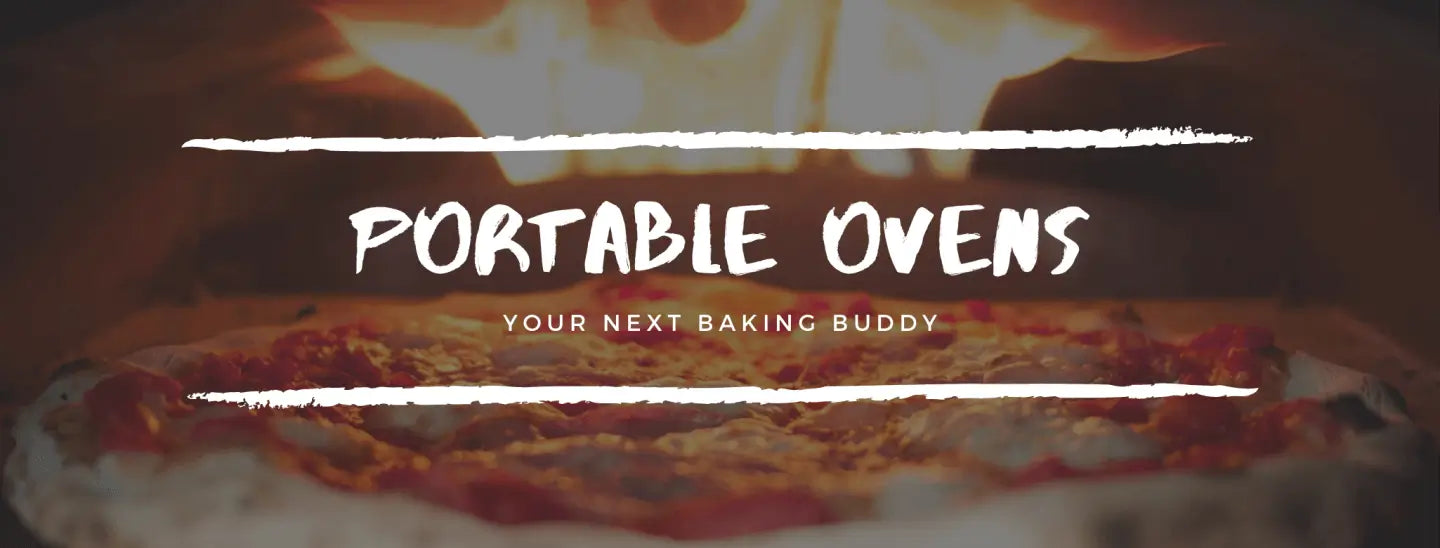 Portable Fire Wood Pizza Ovens for your Outdoor meals