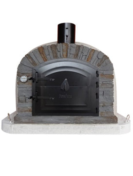 Traditional Wood Fired Brick Pizza Oven - Ventura