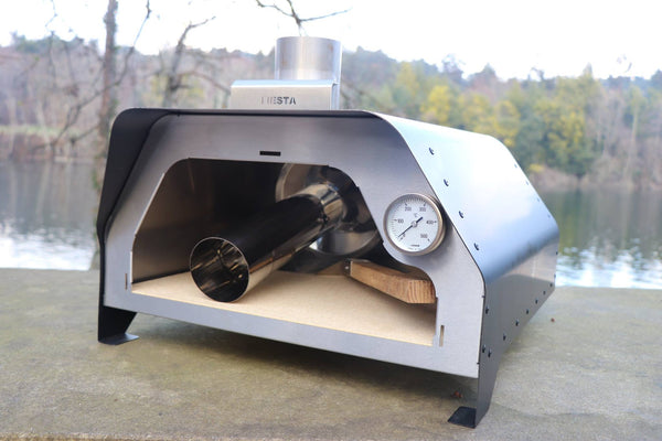 Portable Wood Fired Pizza Oven - Fiesta