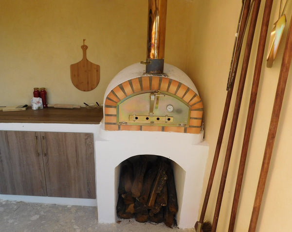 Traditonal Wood Fired Brick Pizza Oven - Pizzaioli